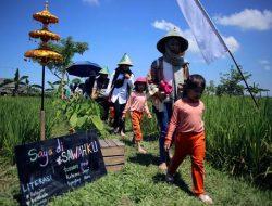 Rumah Hijau Denassa, Rumah Konservasi Milik Daeng Nassa yang Komitmen Wakafkan Diri untuk Pendidikan