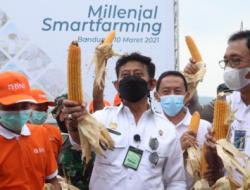Sinergi Kementan-BNI Dukung Penguatan Pertanian Melalui Milenial Smartfarming