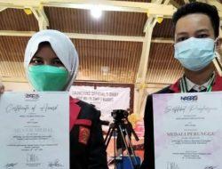Dua Pelajar SMP 1 Kudus Raih Emas dalam Inovasi Pemanfaatan Susu Kambing Etawa