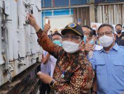 Riau Kembali Mendunia, Sebelas Ton Ikan Beku Diekspor ke Singapura