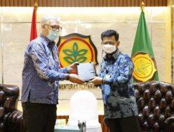 FAO Sebut Pertanian Indonesia Luar Biasa