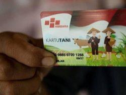 Distribusikan 175 Kartu Tani di Ciamis, Petani Sudah Bisa Menebus Pupuk Subsidi