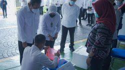 Jelang Hari Raya Idul Fitri 1442 H, KKP Bagikan Paket Ikan Beku Sebanyak 1,5 Ton