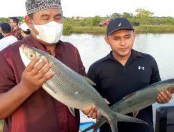 Setelah Vakum Setahun, Kontes Ikan Bandeng di Gresik Kembali Digelar
