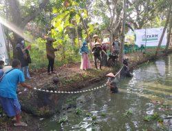 Dompet Dhuafa Berikan Stimulan ke Masyarakat Indramayu untuk Kembangkan Ikan Nila
