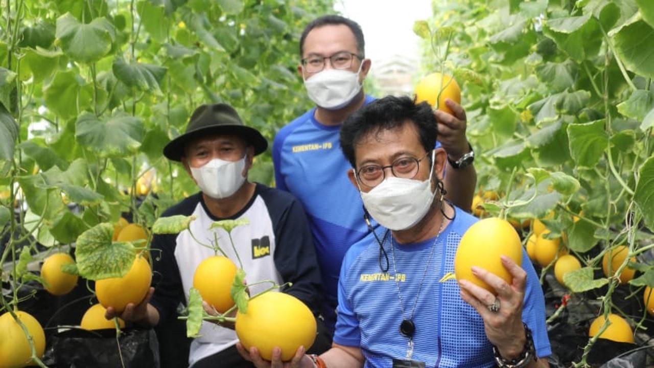 Rektor IPB Sambut kerjasama korporatisasi UMKM sektor pertanian