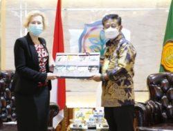 Indonesia dan Rusia Jalin Kerjasama dalam Transfer Teknologi Pertanian