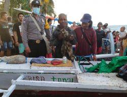 15 Hari Terombang-ambing di Laut, Nelayan Sulsel Terdampar di Perairan Bali