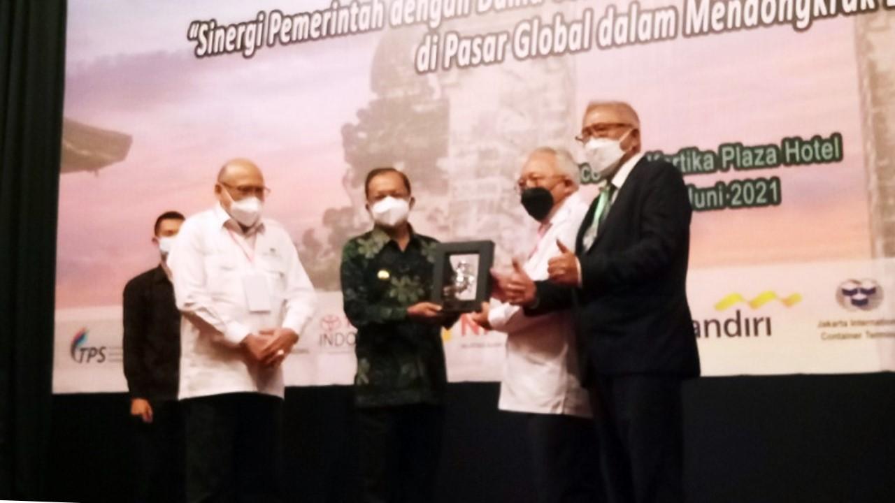 cendramata dari Ketua Umum GPEI Benny Sutrisno