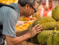 Bau Tajam dan Menyengat dari Durian, Ternyata Ini Penyebabnya