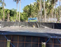 Millenial Shrimp Farm di Maharayya Diharapkan Jadi Role Model Bagi Pembudidaya di Selayar
