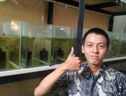Hendy Darian, Lulusan S2 Belanda Geluti Bisnis Ikan Hias dan Pakan Hidup Daphnia Magna