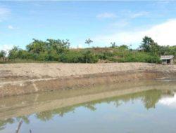 Majukan Sektor Pertanian, Kementan Realisasikan Pembangunan Embung di Wajo