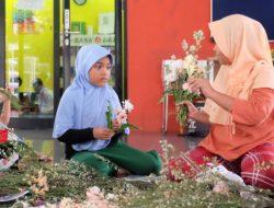 Manfaatkan Bunga Bekas, Ternyata Berpotensi Menjadi Lebih Berharga