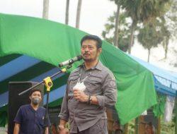 Hadiri Panen Jagung di Bone, Mentan SYL: Tingkatkan Produktivitas dan Kesejahteraan Petani