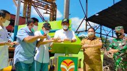 Launching Panen Perdana Tebu PG-Bone
