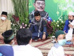 Zikir dan Doa untuk Indonesia, Mentan SYL: Pertanian Harus Tetap Produktif
