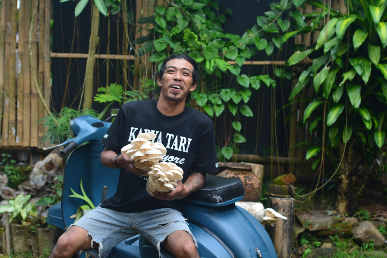 Fortuna Mushroom Pacitan