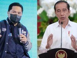 Presiden Jokowi dan Erick Thohir Himbau Masyarakat Konsumsi Buah Lokal Untuk Kesejahteraan Petani