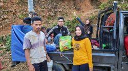 Serah Terima Bantuan Pupuk untuk Kelompok Tani Bukit Cindakko, Kabupaten Maros Sulawesi Selatan