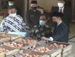 Aksi Solidaritas, Peternak Donasikan 1 Ton Telur untuk Nakes