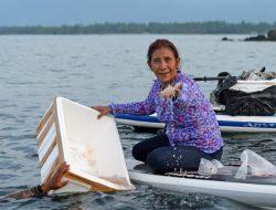 Sampah Alat Tangkap Ikan Cemari Lautan, Susi: Pelaku Harus Diberi Sanksi