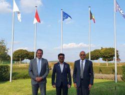Indonesia dan Belgia Tandatangani Kerjasama Lanjutan Bidang Peternakan