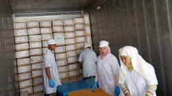 Ilustrasi: Produk ikan olahan PT Perikanan Indonesia