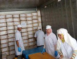 Penuhi Kebutuhan Protein Atlet PON Papua, Perum Perindo Suplai Ikan Segar