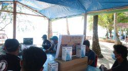 KKP Salurkan bantuan lampu LED kepada masyarakat nelayan Pangkep