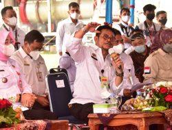 Peringati Hari Kesaktian Pancasila, Mentan SYL: Kementerian Pertanian Harus Bekerja Berlandaskan Pancasila