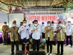 Berkunjung ke Kabupaten Sorong, Mentan SYL Komitmen Bangun Pertanian Papua